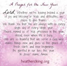 a prayer and bible verse for the new year c king room