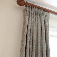 Curtains For Traverse Rods A Well Proportioned Goblet Pleat Curtains Pinterest Curtain