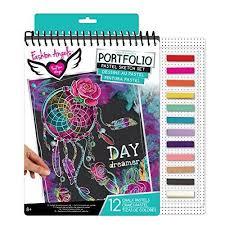 fashion angels fashion design sketch portfolio artist set ebay