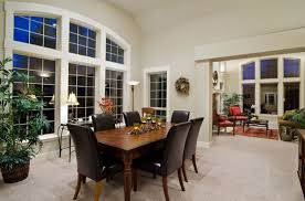 Upholstered Chairs Dining Room 22 Elegant Dining Rooms With Upholstered Chairs Images
