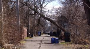 Comed Power Outage Map Chicago by Thousands Left Without Power Amid High Winds In Chicago Area Nbc