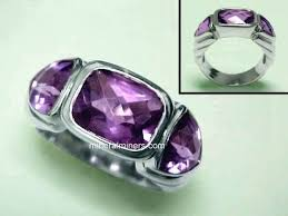 natural amethyst rings images Rings jpg