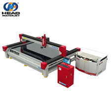 water jet table for sale china sale cnc water jet stone marble tile cutting machinery