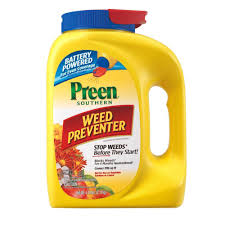 preen 4 75 lb granular ready to use southern garden weed