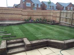 Railway Sleepers Garden Ideas Garden Designs Railway Sleeper Garden Designs The 25 Best