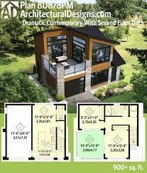 Modern House Plans For Corner Lots Contemporary House Plans With Lots Of Windows Beautiful Walkout