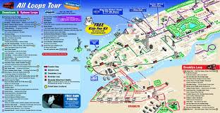 tourist map of new york tourist map of new york major tourist attractions maps