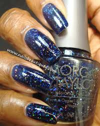 pedicure colors to the stars morgan taylor under the stars nails beautiqued nails