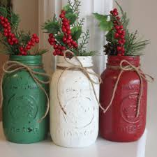 Rustic Christmas Centerpieces - shop shabby chic christmas decor on wanelo