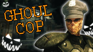 fallout new vegas halloween costume a fallout halloween ghoul cop youtube