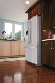 refrigerator kitchen cabinet charming modern interior kitchen design with wide blue kitchen