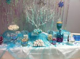 Candy Buffet For Parties by Best 20 Frozen Candy Buffet Ideas On Pinterest Frozen Candy