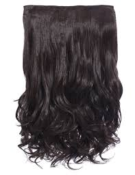 one clip in hair extensions one curly clip in hair extension g0005 g1c coffee brown 4a