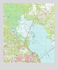 florida topo map pace fl topographic map topoquest