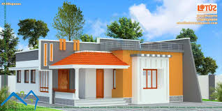 Small And Modern House Plans by Modern House Plans One Story