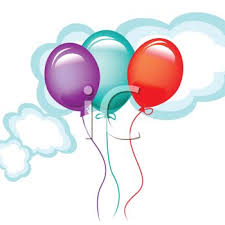 balloons that float floating balloons clipart 15