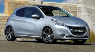 peugeot 208 gti blue peugeot 208 history photos on better parts ltd