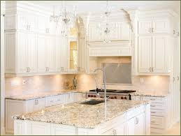 granite countertop riviera kitchen cabinets how to install glass