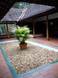 How Do You Spell Backyard Courtyard Of Naalukettu Kerala Traditional Architecture