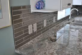 gray glass tile backsplash eastsacflorist home and design