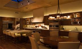 elegant led lights for kitchen cabinets with regard to comfy way
