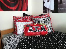 Zebra And Red Bedroom Set Caitiebug Love June 2012