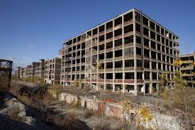 abandoned places in america what u0027s the link between economics and crime in america u0027s most