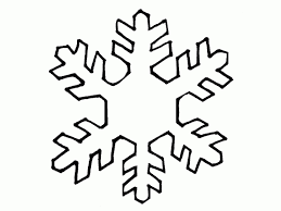 printable snowflake coloring pages provide residence cool