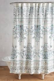 Ruffle Shower Curtain Anthropologie Ruffle Shower Curtain Anthropologie Shower Curtain Rod