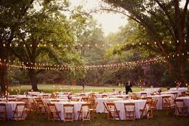 Pictures Of Backyard Wedding Receptions 12 Ideas For The Best Outdoor Wedding