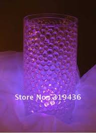 Water Beads Centerpieces Free Shipping Wedding Centerpiece Using Magic Water Beads Crystal
