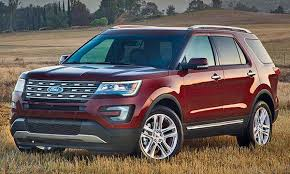 ford platinum ford explorer platinum aims at high end competitors