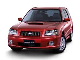 red subaru forester mad 4 wheels 2002 subaru forester cross sports japanese version
