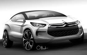 ds design citroën creates ds line styling department car design