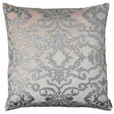 24x24 Decorative Pillows Lili Alessandra Blush Decorative Pillows