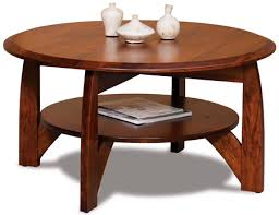 38 round coffee table up to 33 off boulder creek 38 round coffee table amish outlet store
