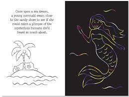 buy scratch u0026 sketch mermaid adventure scratch and sketch book