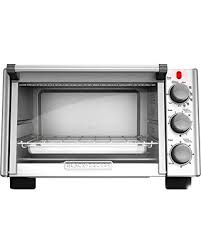 Spacesaver Toaster Oven Amazing Deal On Black Decker 6 Slice Convection Countertop Toaster