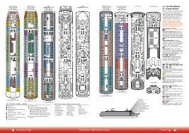 Oasis Of The Seas Floor Plan | oasis of the seas cruise ship deck planloor esprit home deckplans