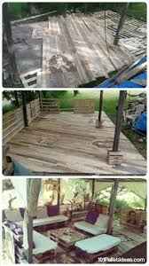 Wood Pallet Patio Furniture by 193 Best Practical Pallets Images On Pinterest Home Diy And Wood