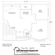 3 marla house plan 31 u0027 9