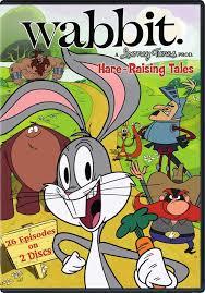 wabbit looney tunes production u0027 season 1 1 dvd review