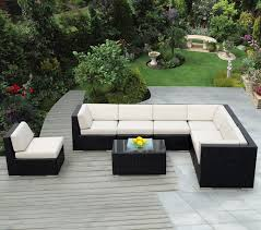 furniture ideas mexican patio furniture with orange cushion patio
