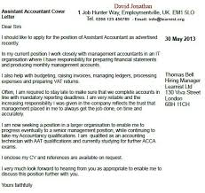 accounting assistant cover letter sample for resume letters 21