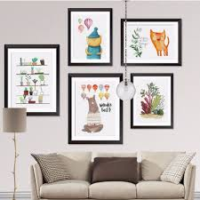 Nordic Home Decor Compare Prices On Animal Abstract Painting Online Shopping Buy