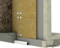 Exterior Basement Wall Insulation by Building Better Basements How To Insulate Your Basement Properly