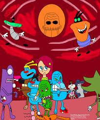 crossovers xilam zombie apocalypse worldofcaitlyn deviantart
