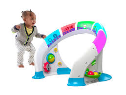 amazon com fisher price bright beats smart touch play space toys