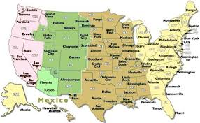 usa map time zone map time zones in the united states map 515 area code 515 map time