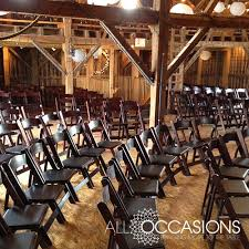 chair rental columbus ohio gallery white barn wedding all occasions party rental
